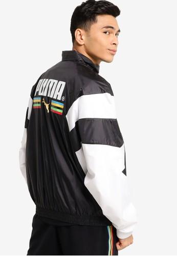 PUMA black Puma Sportstyle Prime Tailored For Sport Track Jacket F5F83AAF8E29CEGS_1