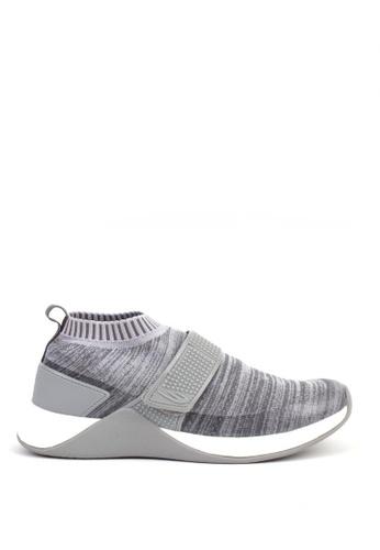 World Balance grey Metropolis Sneakers 6CDCASH83314ACGS_1