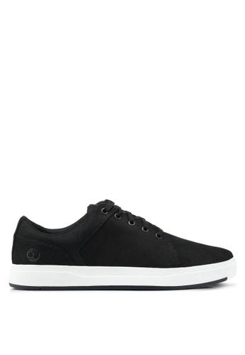 Timberland black Davis Square Lace-to-Toe Oxford Shoes 13CAESH0D74C6FGS_1