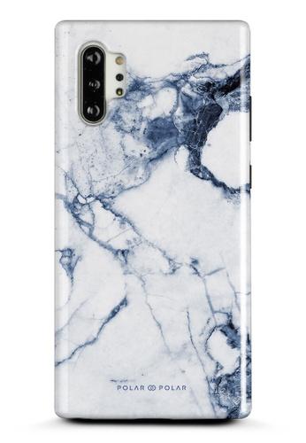 Polar Polar blue Indigo Vase Dual-Layer Tough Case Glossy For Samsung Galaxy Note10 Plus C756AAC00AB361GS_1