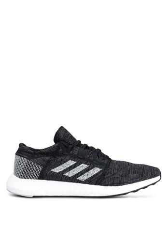 adidas black adidas pureboost go 6C4F9SH92B6CC9GS_1