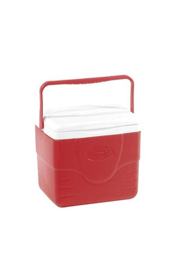 Coleman red 9 Quart Personal Excursion Cooler ADA27HL3F38AACGS_1