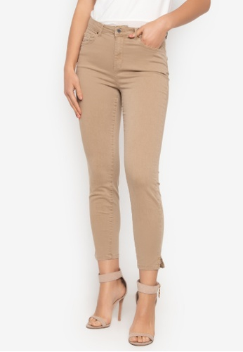 ec915fbb5b6 Shop Cortefiel Skinny Botones Jeans Online on ZALORA Philippines
