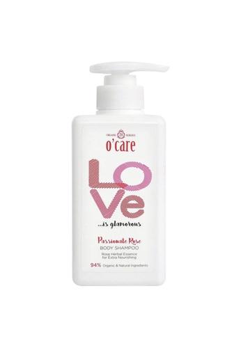 O'care O'care Love Passionate Rose Body Shampoo 500ml E832DBE3486CC8GS_1