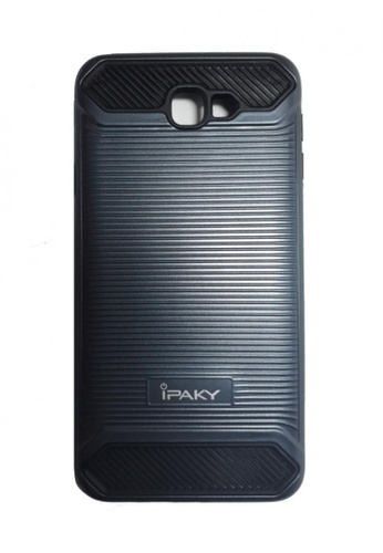 online store a216e 54bdd iPaky Tech Armor Shockproof Case for Samsung Galaxy J7 Prime (Gun Metal)