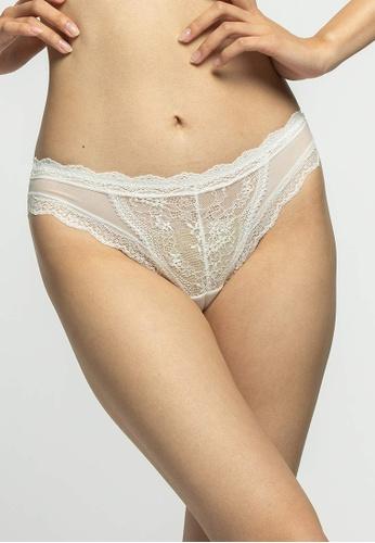 6IXTY8IGHT white SHISHA SOLID, Cheeky Panty PT11078 E6FCAUS418511AGS_1