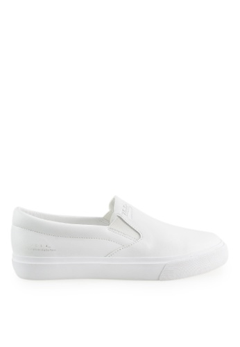 Footspot white UCLA - Slip-on Sneakers 33D98SH41F7FFFGS_1