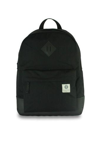 Ridgebake black Ridgebake Flair Backpack - Black & Black SL RI964AC10TNPID_1