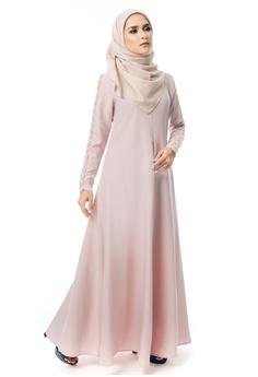 31c5c3d0088d1 Imaan Boutique pink Halwa Dress Blush FEE33AA6ACBFA9GS 1