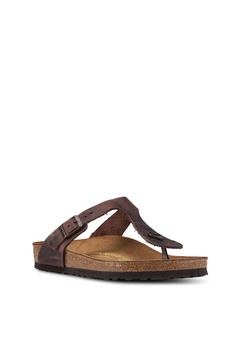 76da1ae7ca5bda Birkenstock Gizeh Oiled Leather Sandals RM 439.00. Sizes 36 37 39
