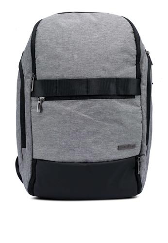 361° grey LOGO Backpack 824C7ACB2ACF1FGS_1