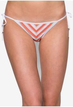 Coast To Coast Hipster Tie Side Bikini Bottom