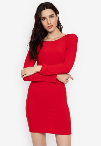 da2db787072 Y.R.Y.S. Your Rules Your Style red Power Of Love Backless Mini Dress  119FDAA4742B81GS 1