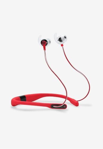 JBL red JBL Reflect Fit Heart Rate Wireless headphones B12DFAC4E0E329GS_1