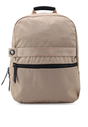 b40f4430240d Shop CRUMPLER View Laptop Backpack Online on ZALORA Philippines