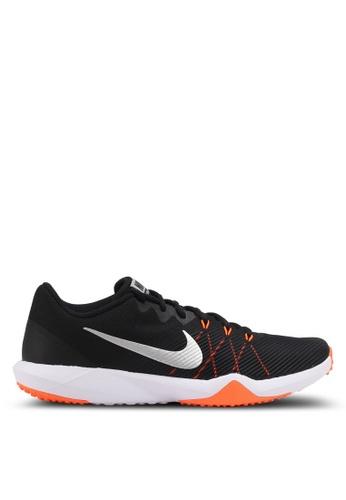 Nike black and silver Men's Nike Retaliation TR Training Shoes NI126SH0KPVZPH_1