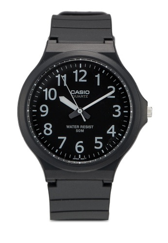 Casio black Casio Watch MW-240-1BVDF 42589ACA8AB446GS_1