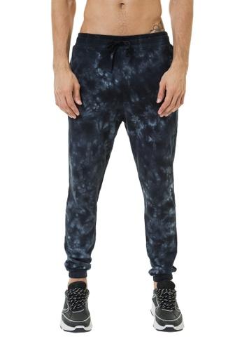 MAHA YOGI Nebula Trousers - Charcoal 8A73FAA49A86A0GS_1