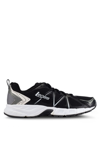 Legas black Revolt LA Men's Shoes LE684SH0S2MOMY_1