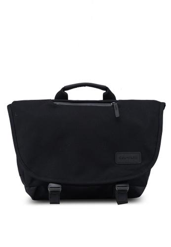 CRUMPLER black Chronicler Messenger Bag EBBF9AC9901AC5GS_1