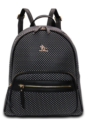 POLO HILL black POLO HILL Rubyn Ladies Backpack 21BFDACAF75D31GS_1