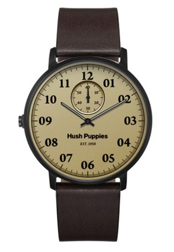 Hush Puppies Watches brown Hush Puppies Casual Men's Watches HP 3854M.2519 885BEAC37F0881GS_1