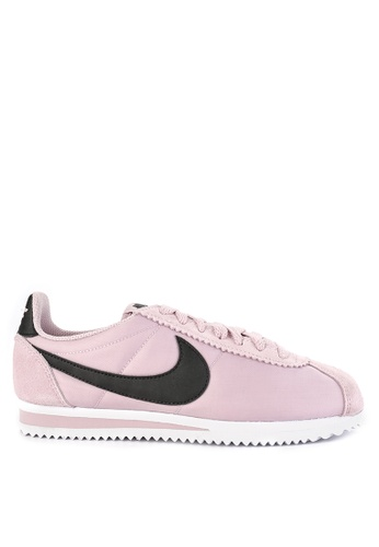 5a3410f3f Buy Nike Women's Nike Classic Cortez Nylon Shoes Online on ZALORA Singapore