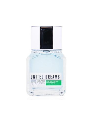 Benetton BENETTON - United Dreams Go Far Eau De Toilette Spray 60ml/2oz 8D581BE6957917GS_1