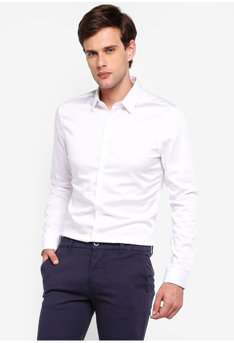 a0121220 Buy Dress Shirts For Men Online | ZALORA Malaysia & Brunei