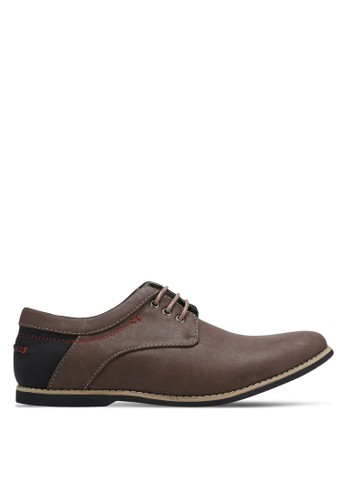 Knight brown Casual Shoes KN875SH0RF8OMY_1