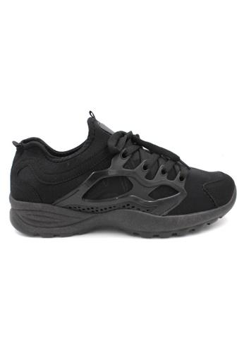 midzone black MIDZONE Sport Sneaker 6189FSH80D75D7GS_1