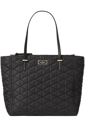 Kate Spade black Kate Spade Wilson Road Quilted Talya Bag in Black 61047AC8E3DD45GS_1