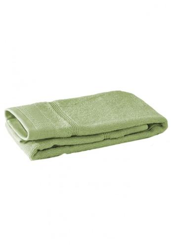 Primeo green Premium Double Pile Aqua Hand Towel 540gsm Soft High Absorbent 63D98HL0EAB6D0GS_1