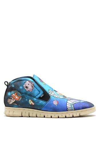 Brodo blue BRODO - Sepatu Pria Geo Juki E3A4BSHAF78FDCGS_1