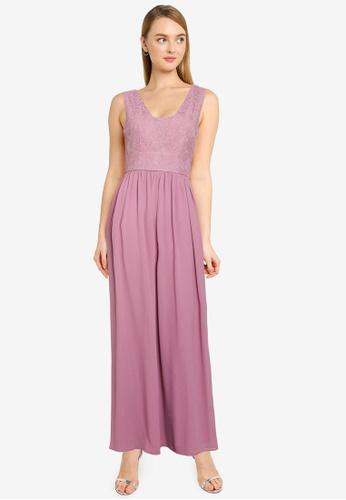 CHI CHI LONDON pink Chi Chi Liliana Dress F59B9AAA0F4D91GS_1