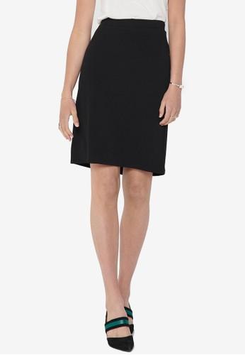 ONLY black Tina Skirt 5720FAA3A6B015GS_1