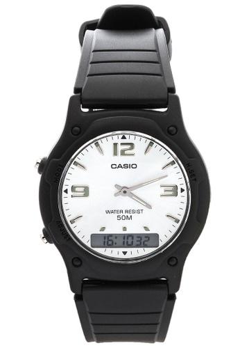 e7c83564c48 Shop Casio Ana-Digital Watch AW-49HE-7A Online on ZALORA Philippines