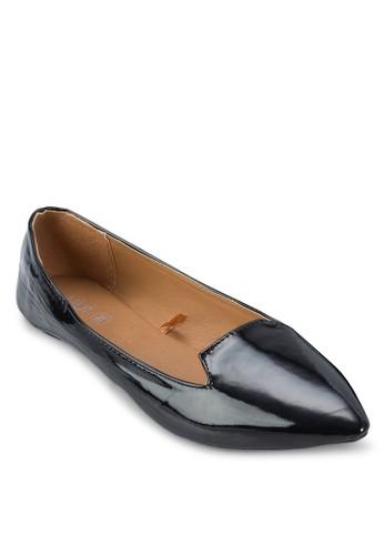 Delta esprit台灣門市尖頭平底鞋, 女鞋, 鞋