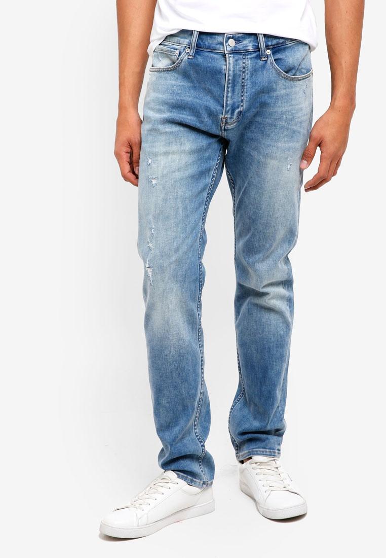 Slim 026 Calvin Klein Fraser Jeans Klein Jeans Blue Calvin dPPqrp