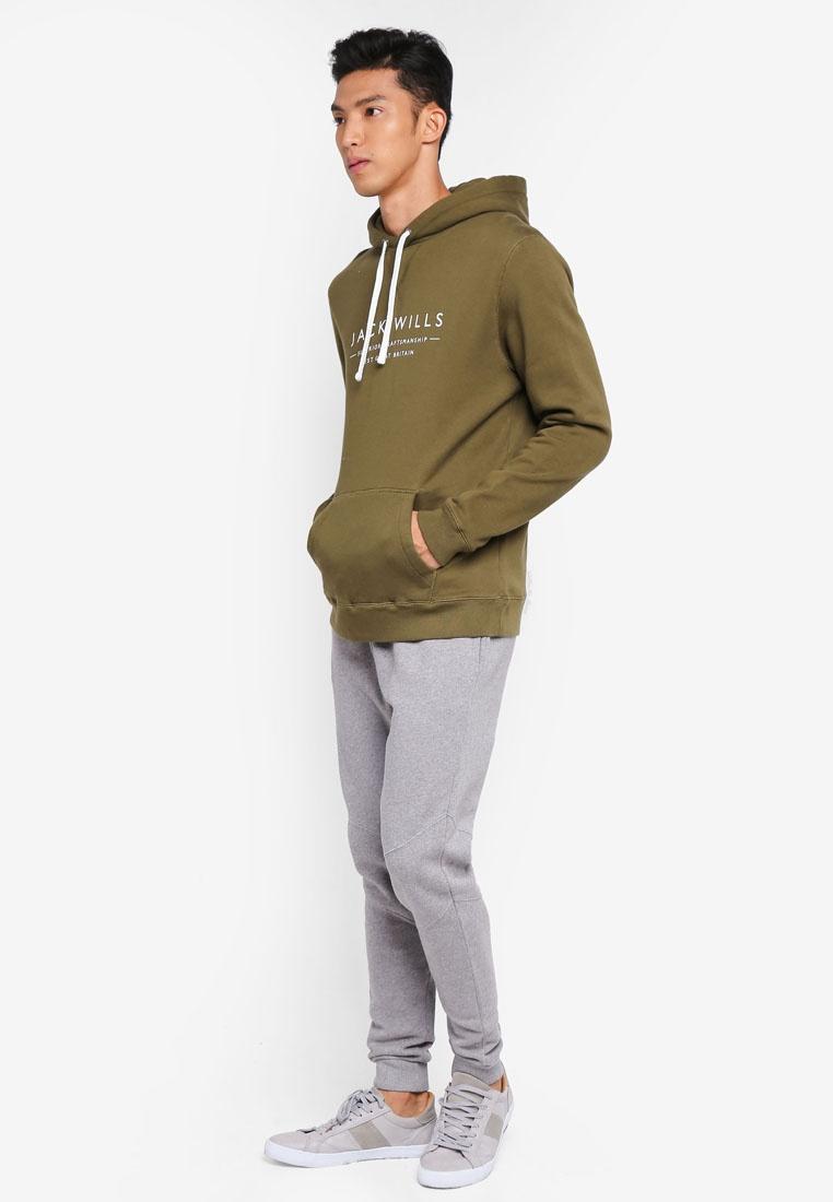 Grey Jack Sweat Oakleigh Pants Marl Wills wIZ7W60q