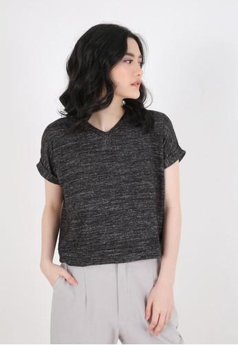 Sorabel black Afifa Plain Vest Black ACBEEAA7597041GS_1