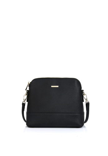 Della Stella black Luna Mini Bag 58B65ACFF706F3GS_1