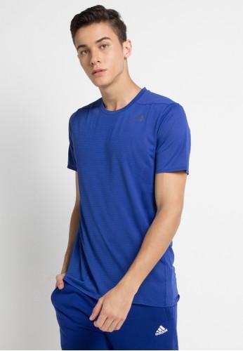 adidas blue adidas supernova tee 8A193AA3CDFE9CGS_1