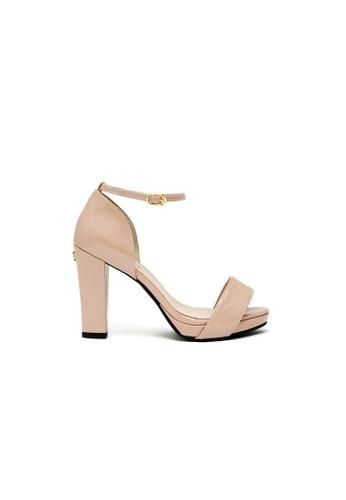 Rhea Tan Design beige Rhea Nora D016ESH8386A1EGS_1