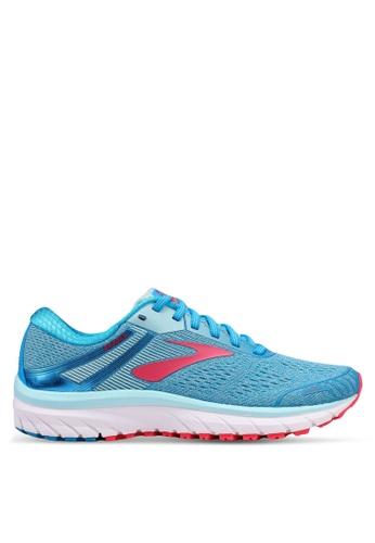 Brooks blue Adrenaline GTS 18 Shoes DDA4DSHCD33256GS_1