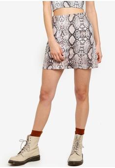 Skirts 2019 Latest Design Light Pink Denim Mini Skirt A-line Destroyed Jeans Organic Cotton Medium 50%off Clients First