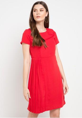 EPRISE red Jolie Dress 8555DAA156EAA9GS_1