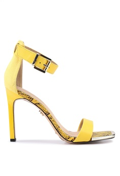 12c807e42fb4 River Island yellow Nelly Barely There Heels 4378FSHEBBD4A7GS_1