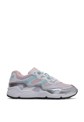 New Balance pink Classic 850 Shoes 1D9C7SHDF82779GS_1