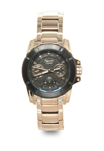 Alexandre Christie gold Jam Tangan Wanita AC 6226 BFBBRBA Strap Stainless Steel 82EFAAC4A7490EGS_1